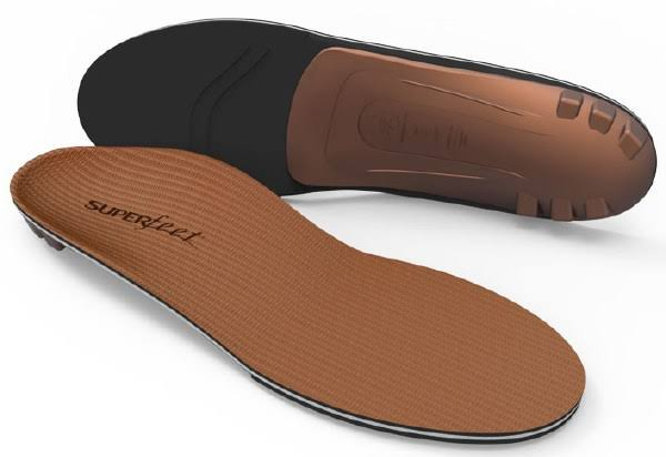 Superfeet Copper DMP Premium Insoles D