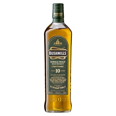 Bushmills Single Malt Irish Whiskey - 700ml