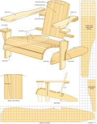 free woodworking plans adirondack chair http www woodesigner net