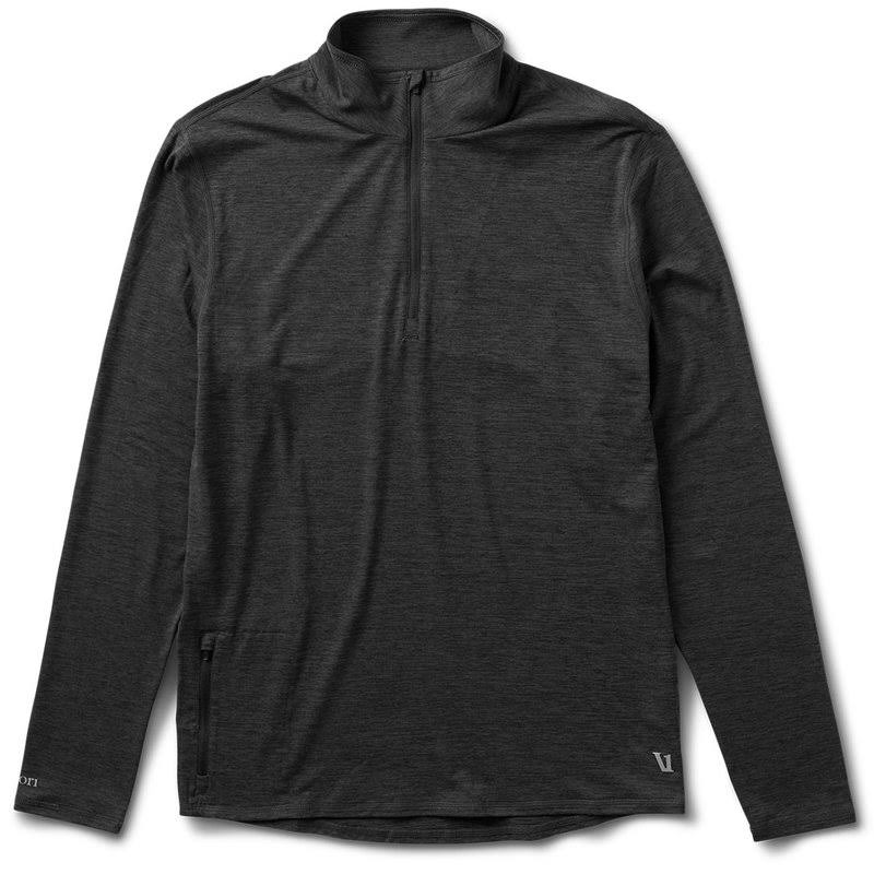 Vuori Ease Performance Half Zip - Men's