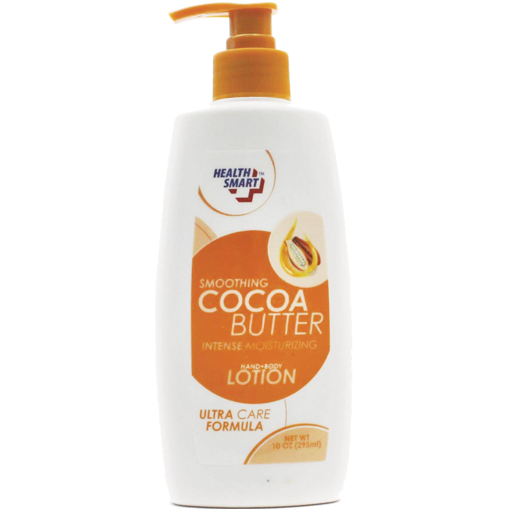 Health Smart Cocoa Butter Hand and Body Lotion - 10oz