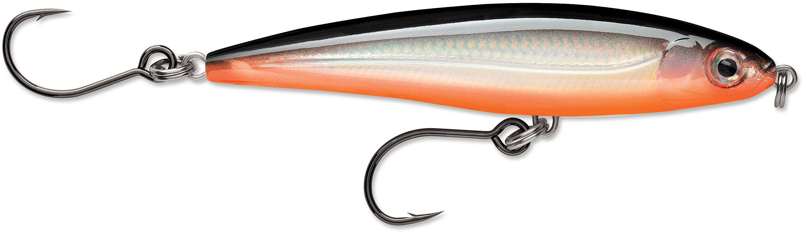 Rapala X-Rap Twitchin' Minnow Saltwater Hard Bait - Red Belly, 4""