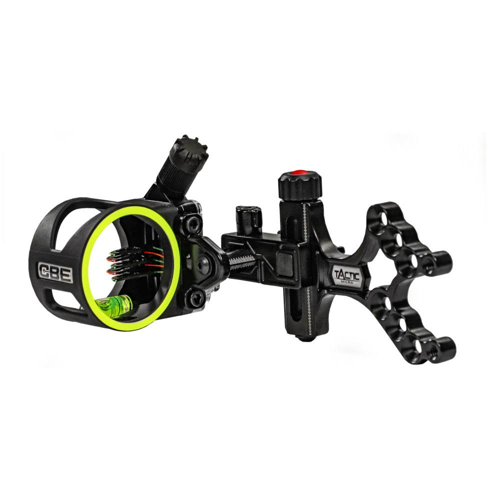 CBE Tactic 5 Pin Micro RH Bow Sight