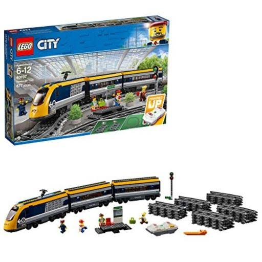 Lego 60197 City Passenger Train