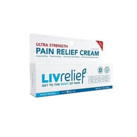 LivRelief Pain Relief Cream - 1.75oz