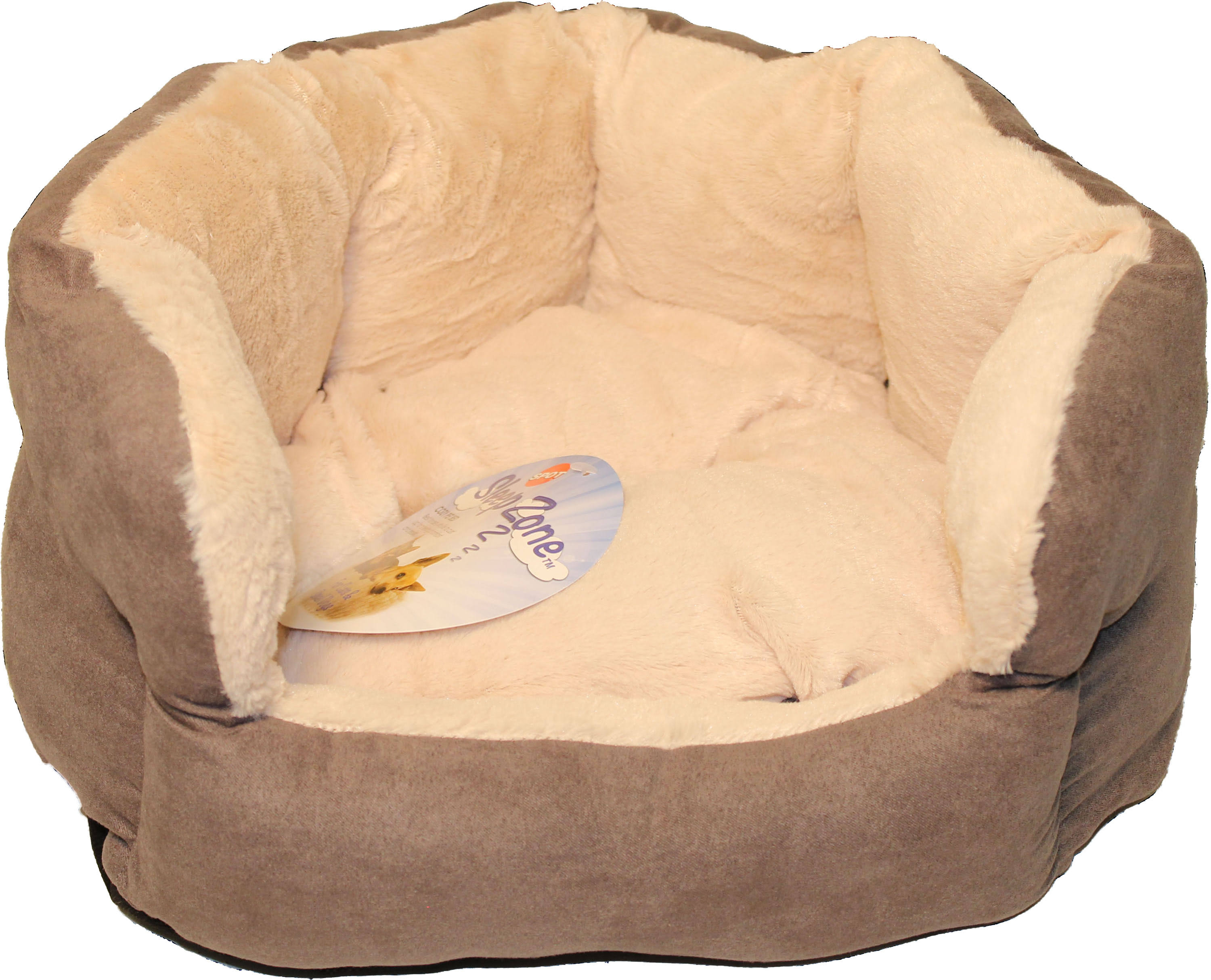 Ethical Pets Sleep Zone Reversible Cushion Pet Bed