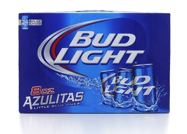 Bud Light Beer - 24 Cans