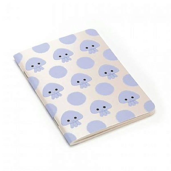 Bulk Buys KL23190 Kutie Pops Jellyfish Mini Notepad