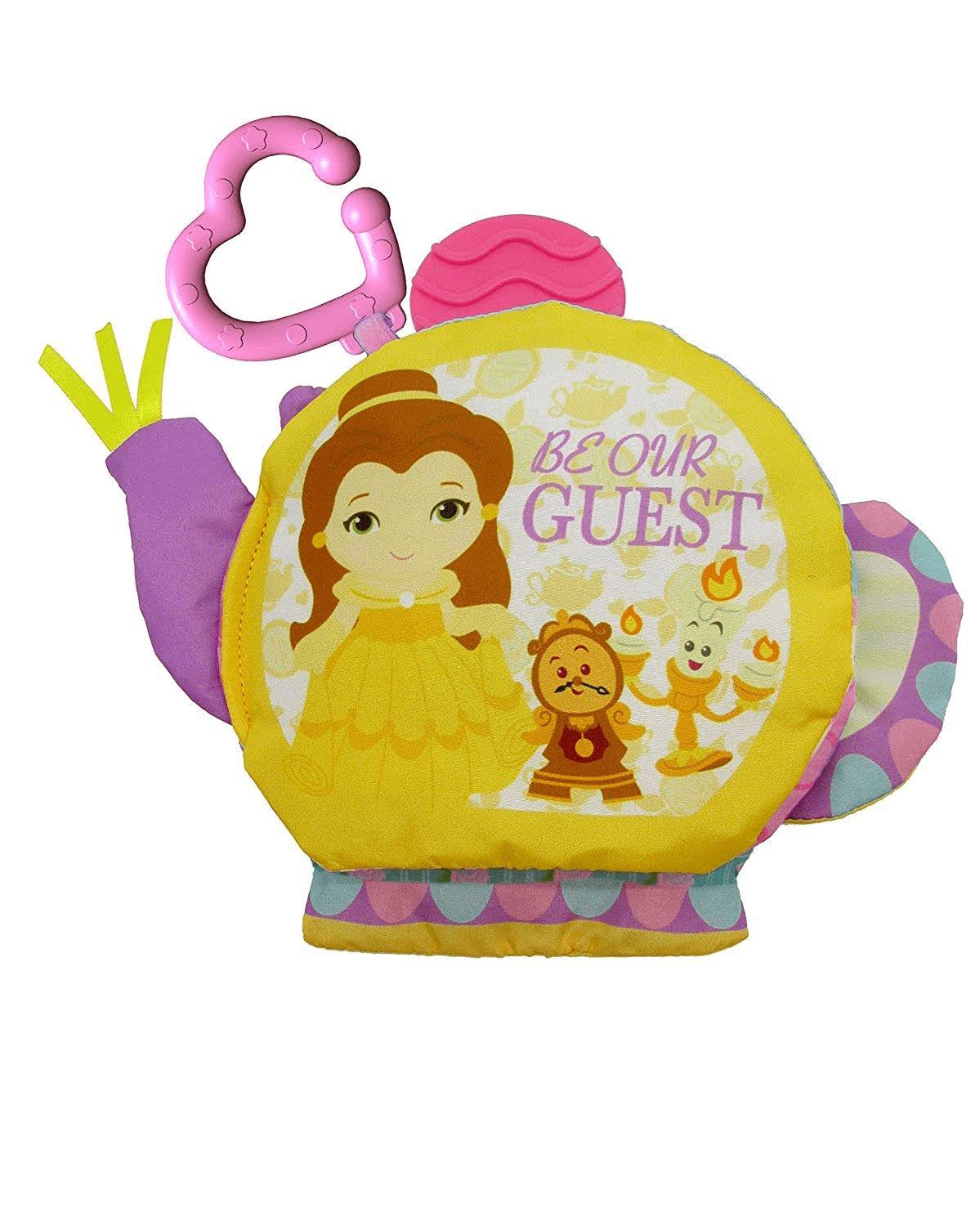 Kids Preferred Disney Be Our Guest Baby Princess Belle Soft Book