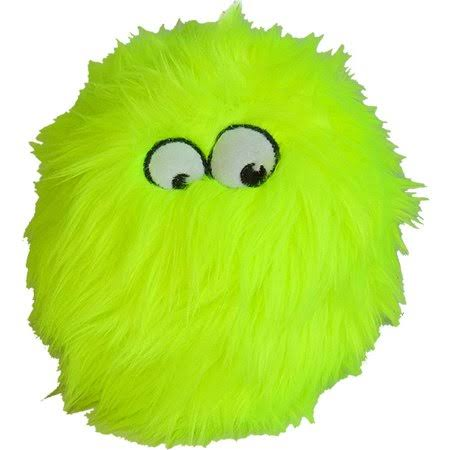 Godog Furballz with Chew Guard Large / Lime
