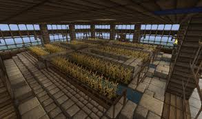 Minecraft Automatic Pumpkin Farm by Godsmen Greenhouse Automatic Grow U0026 Harvest For Wheat Melons