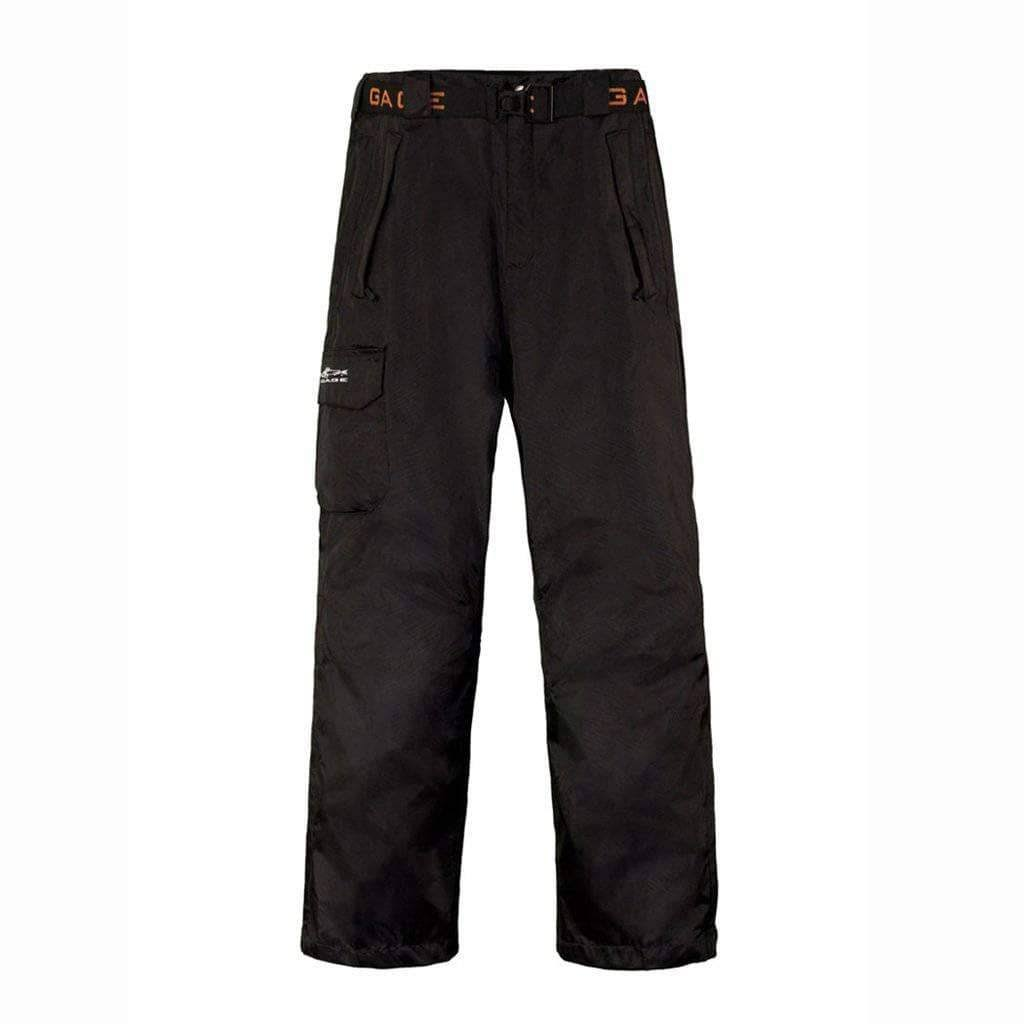Grundens Grundns Men's Gage Weather Watch Pants - Black