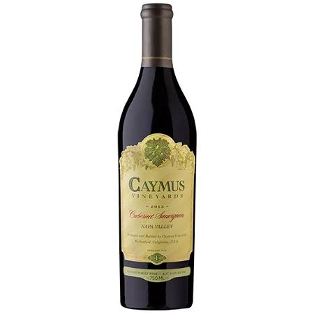 Caymus Vineyards Cabernet Sauvignon, Napa Valley (Vintage Varies) - 1 L bottle