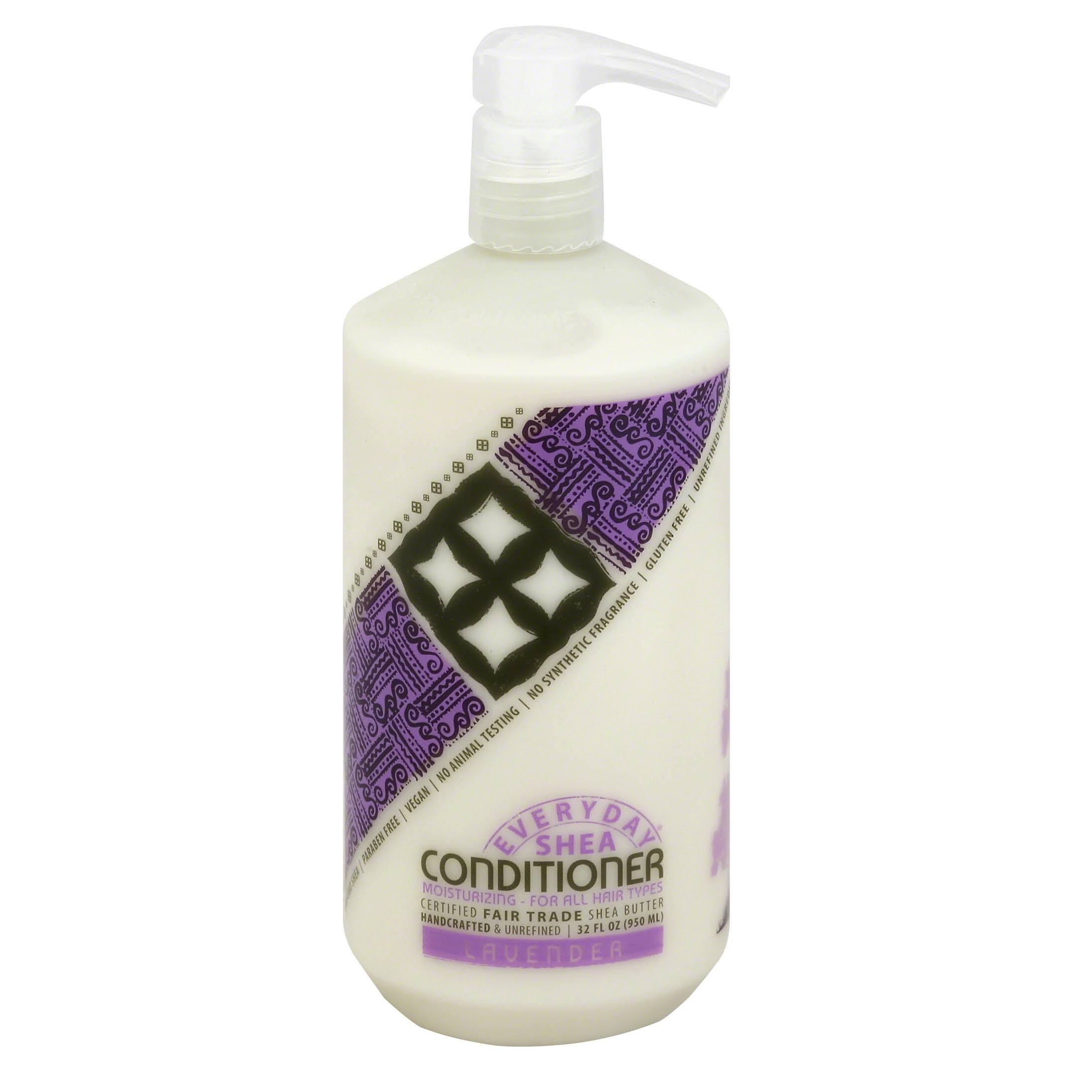 EveryDay Shea Moisturizing Conditioner - Lavender