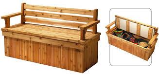 Build Outdoor Storage Bench by Nice Storage Bench Deck Box Outdoor Storage Bench Seat Patio Bench