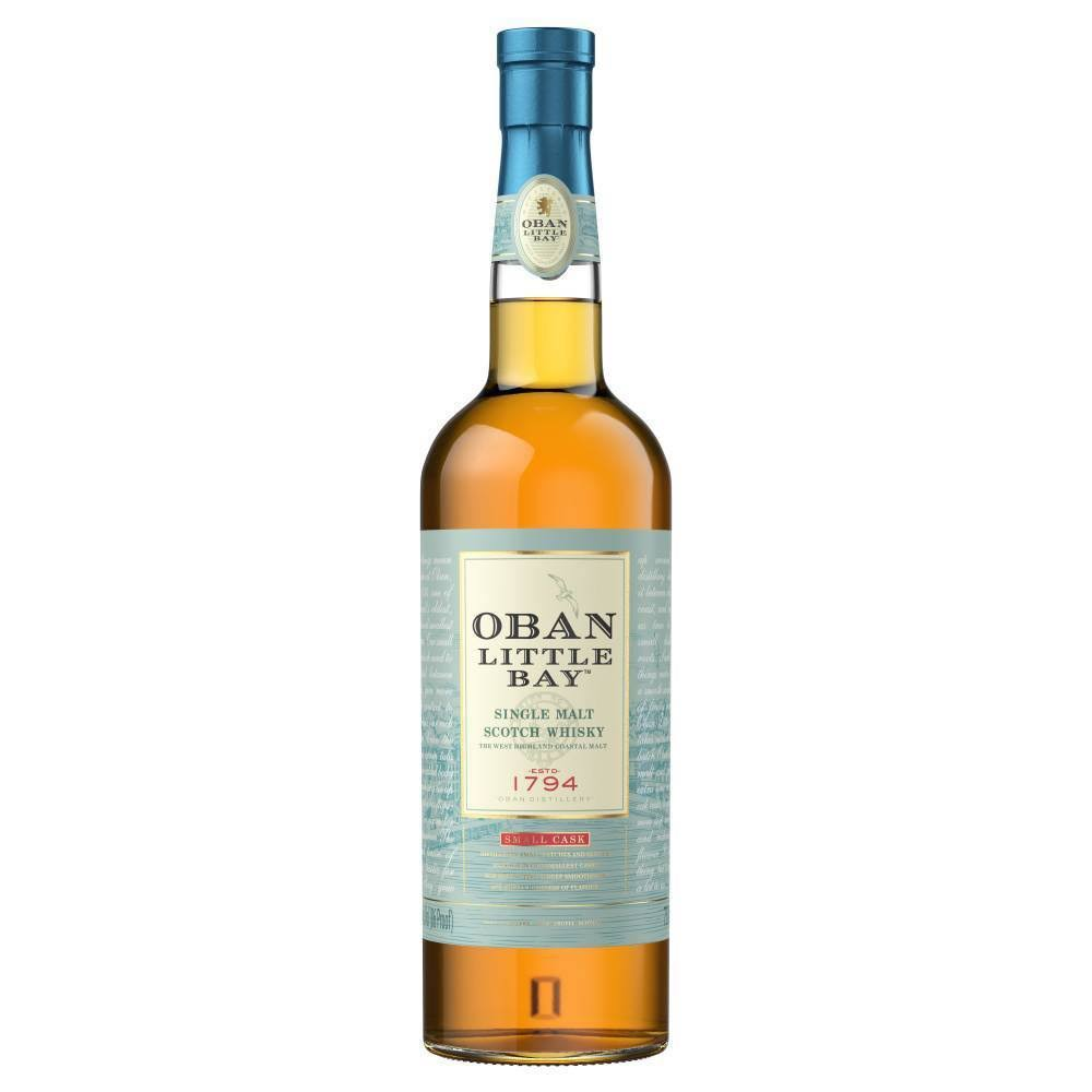 Oban Little Bay Highland Single Malt Scotch - 750 ml bottle