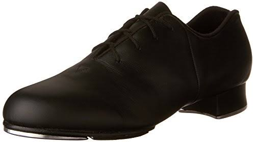 Bloch Women's Tap-Flex Tap Shoe - Black, 5 US
