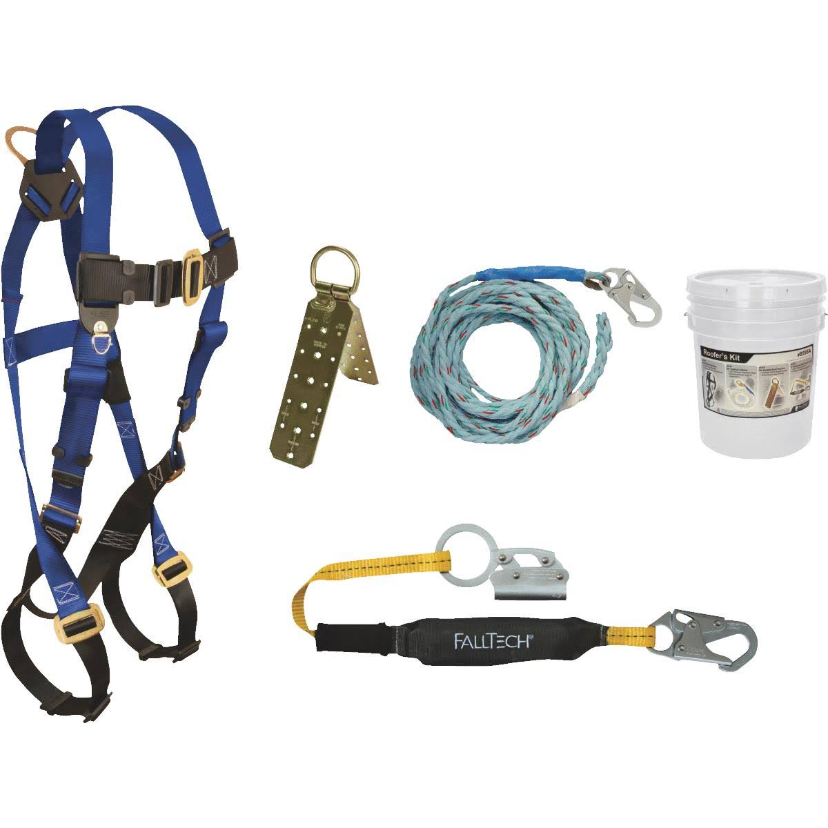 MSA Safety Works 10095901 Fall Protection Kit