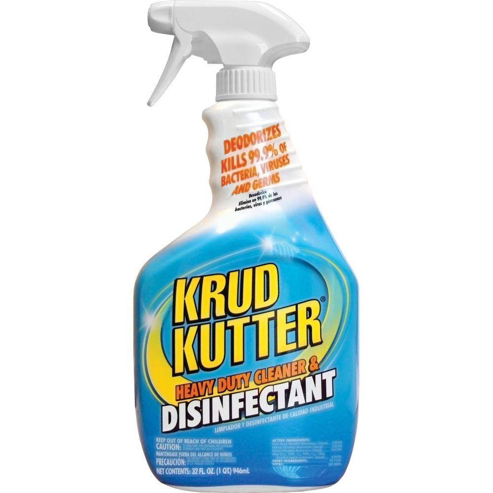Krud Kutter Heavy Duty Cleaner and Disinfectant - 32