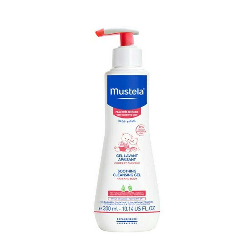 Mustela Cleansing Gel - 300ml