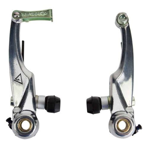 Black Ops BMX Shorty V-Brakes - Silver