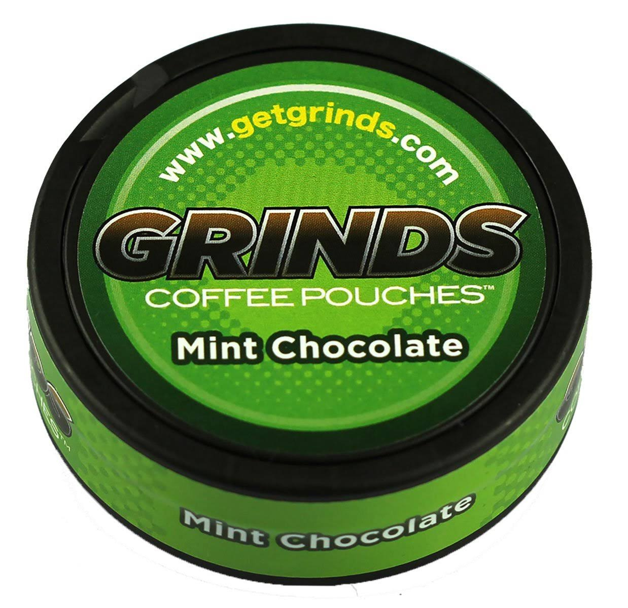 Grinds Coffee Pouches - Mint Chocolate