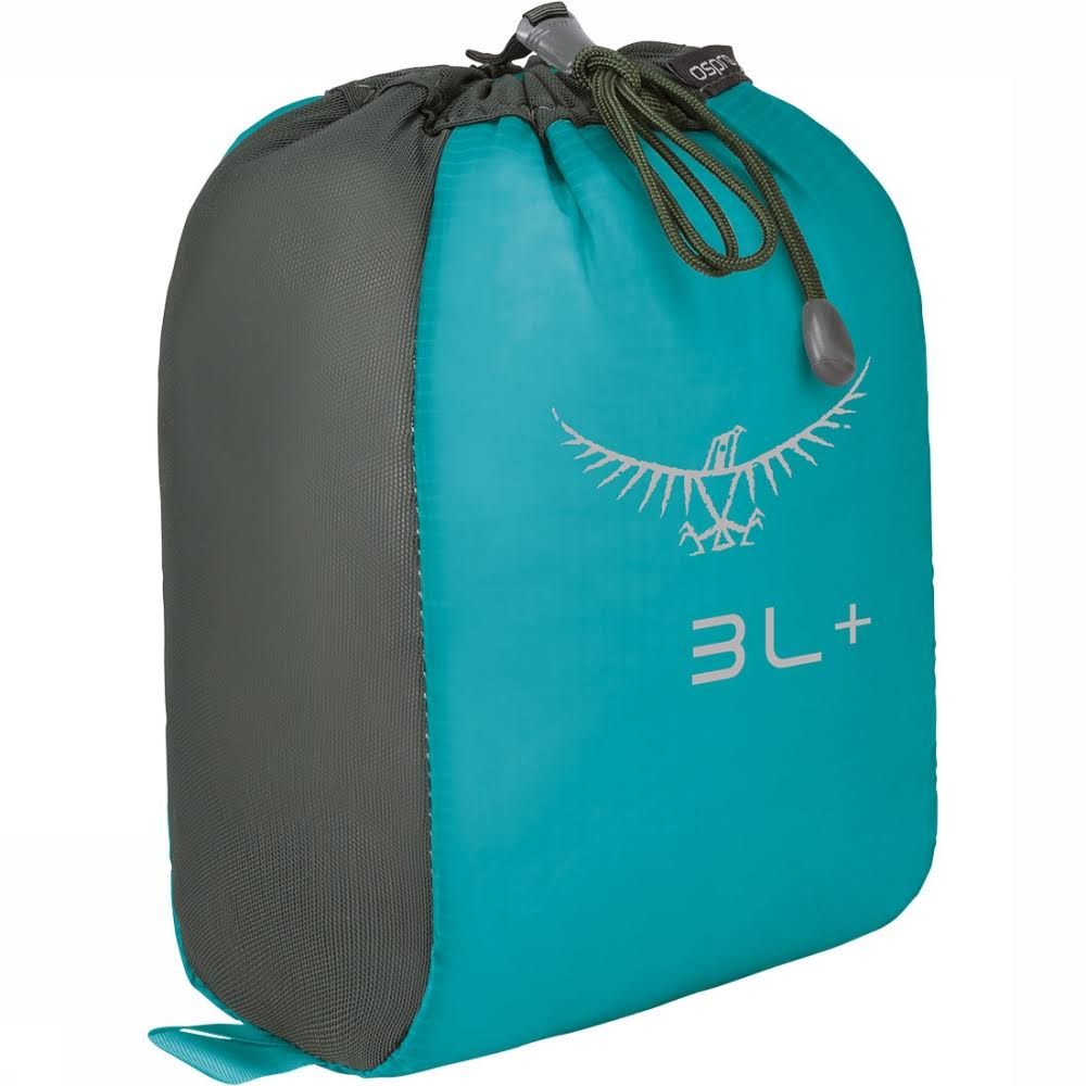 Osprey Ultralight Stretch Mesh Sack 3+ Tropical Teal