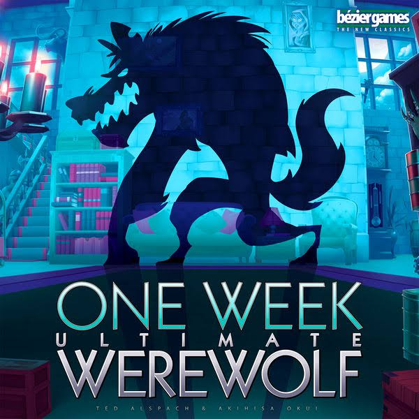 One Week Ultimate Werewolf Board Game