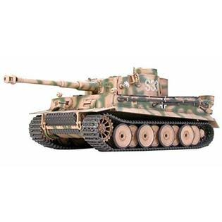 Tamiya German WWII Tiger Tank Early Production Model Toy
