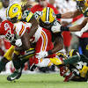 Williams guides Packers past Chiefs in fourth