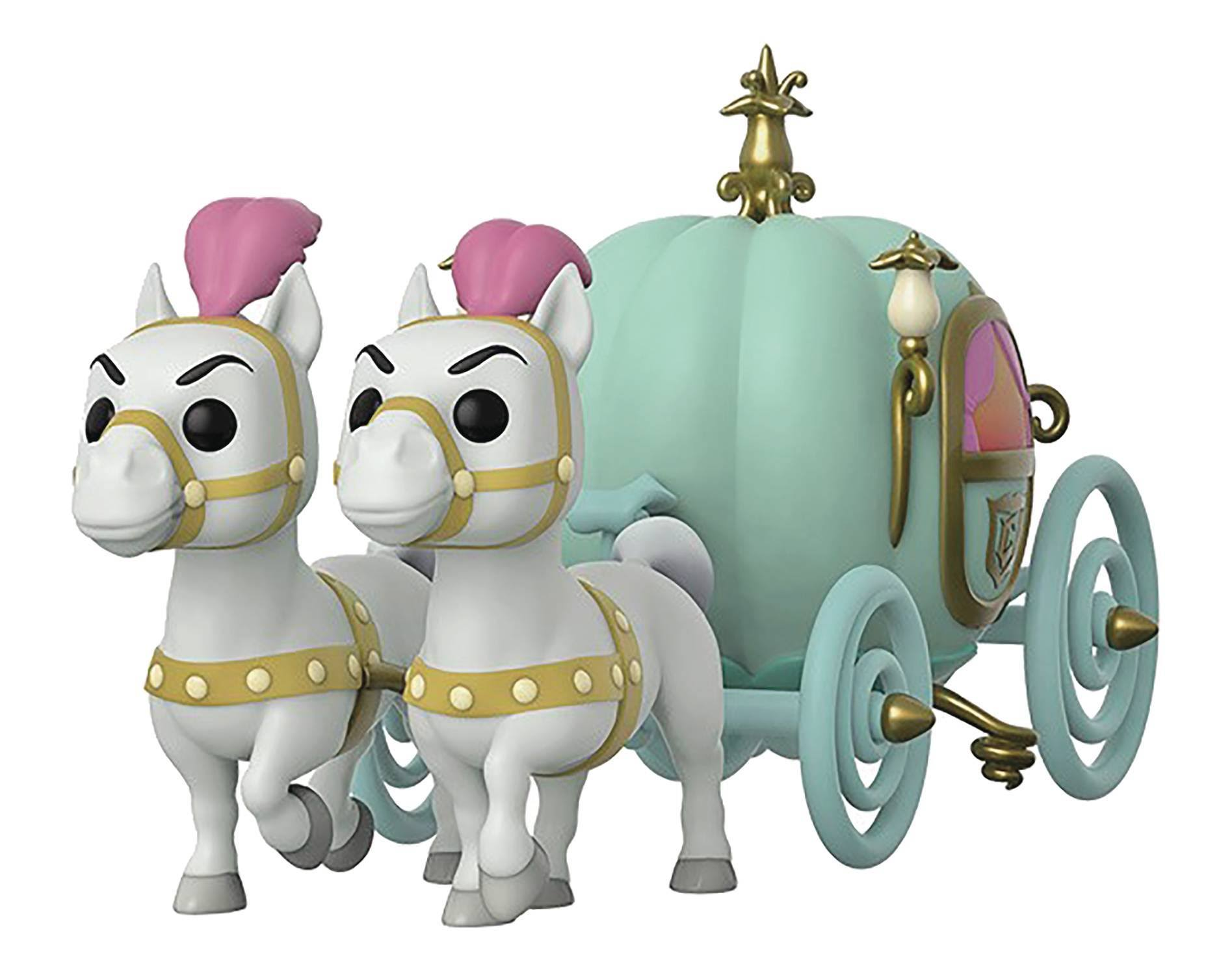 Funko Pop! Rides: Cinderella's Carriage
