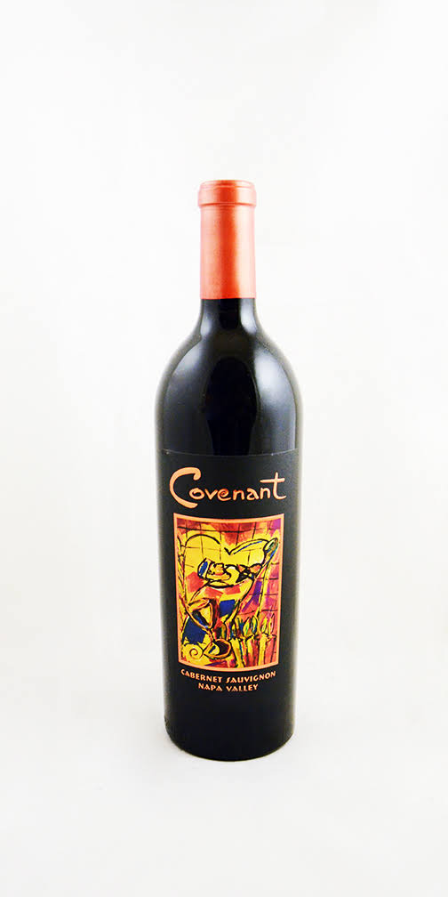 Covenant Cabernet Sauvignon, California (Vintage Varies) - 750 ml bottle