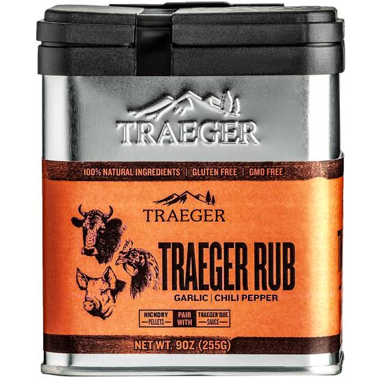 Traeger Garlic & Chili Pepper Traeger Rub - 9oz