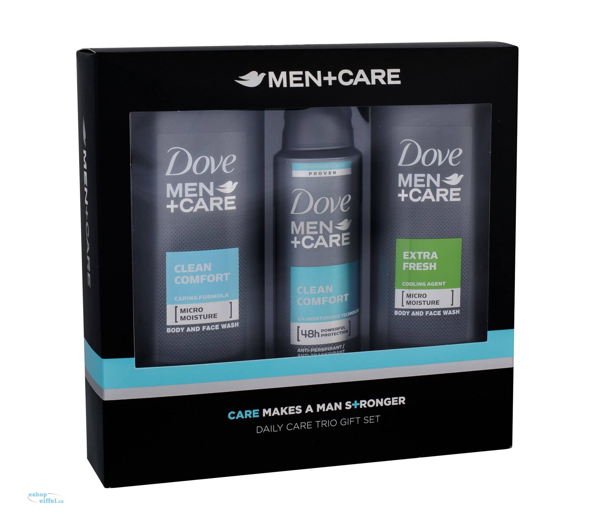 Dove Men Plus Care Daily Care Trio Gift Set