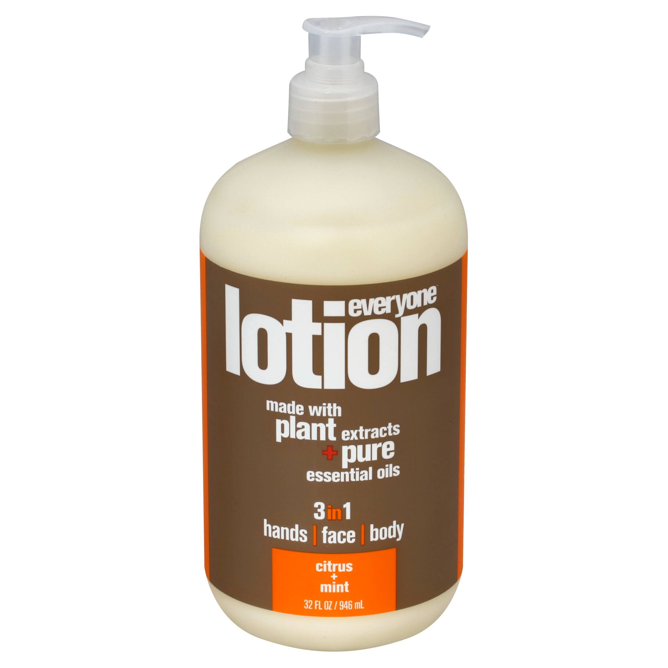 Everyone Body Lotion - Citrus and Mint, 32oz