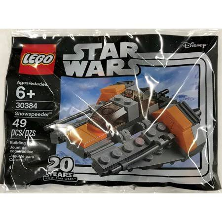 Lego Star Wars 30384 Snowspeeder Building Toy