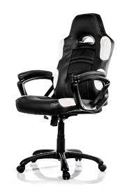 Arozzi Gaming Chair Frys by Arozzi Enzo Gaming Chair White Hem U0026 Trädgård Cdon Com