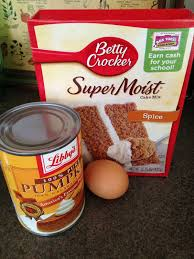 Cake Mix And Pumpkin by Cheater Way But If You Needed Them Quickly 100 Cal Pumpkin