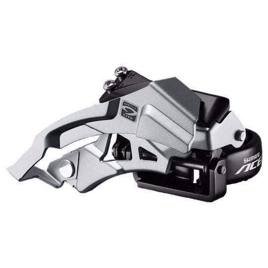 Shimano Acera M3000 9-speed Triple Top-swing Dual-pull Front