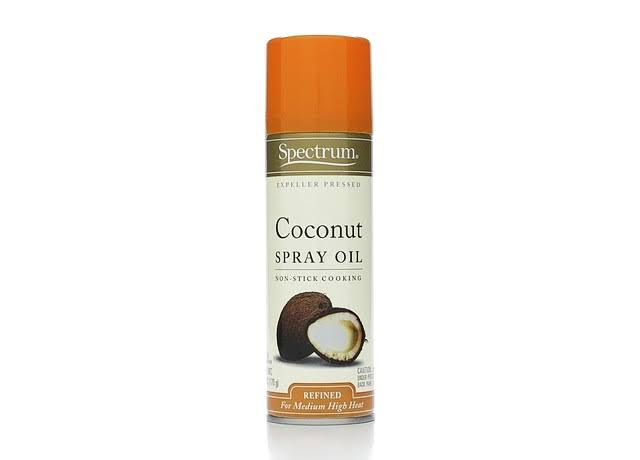Spectrum Naturals Coconut Spray Oil - 6oz
