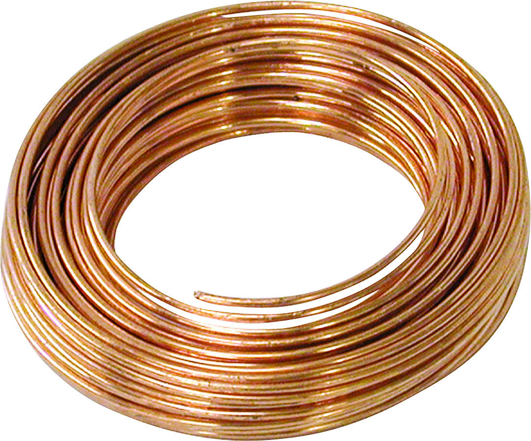 The Hillman Group Copper Wire - 18GA