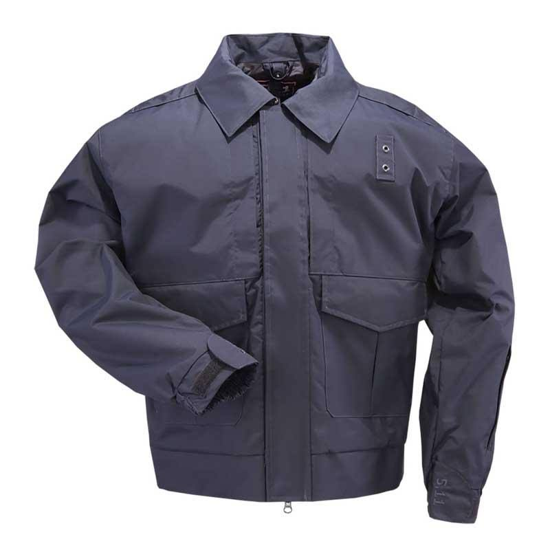 5.11 Tactical 4 in 1 Patrol Jacket - Dark Navy Regular Small