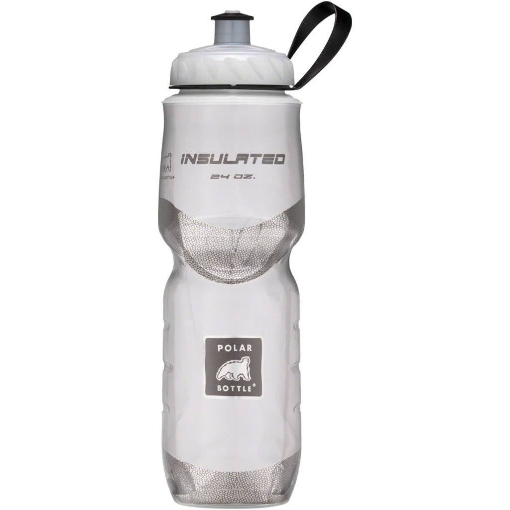 Polar Bottle Insulated Water Bottle - White