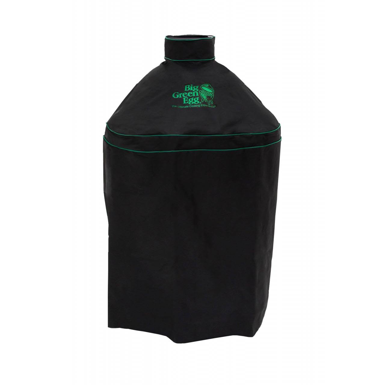 Big Green Egg Extra Large Ventilated Egg Cover Black