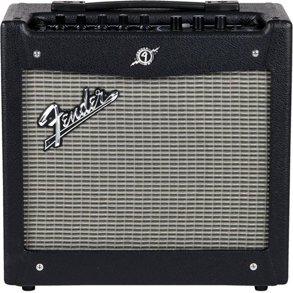 Fender Mustang I V2 Combo Electric Guitar Amplifier - 20w, 1x8""