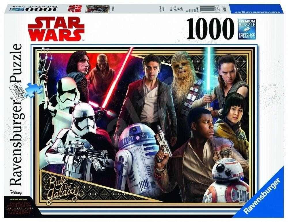 Ravensburger Star Wars Episode 8 Puzzle - 1000pcs