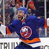 Nelson scores twice, New York Islanders eliminate Boston Bruins ...