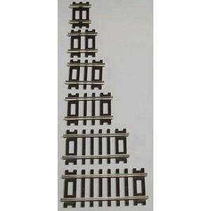 Atlas HO Code 83 Straight Track Assortment