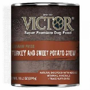 Victor Grain Free Turkey and Sweet Potato Stew 13.2oz