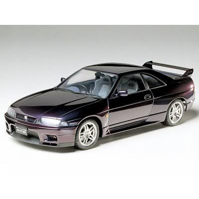 Tamiya Nissan Skyline GT R V Car Toy